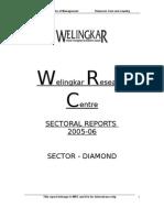 Diamond Sectoral Report