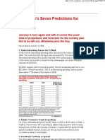 eMarketer 7 Predictions 2006