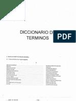 Diccionario Soldadura