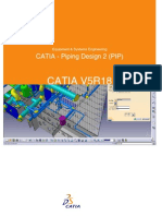 CATIA - Piping Design 2 (PIP)