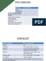 Pico Analysis 1