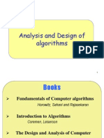 1-Analysis and Design of Algorithms