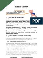 3. El Plan Lector