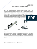 KRISTINA - Physics Lab #3 Report