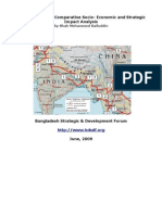 Asian Highway--A Comparative Socio-economic and Strategic Impact Analysis