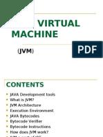 Java Virtual Machine Fully Final