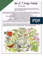 Herb Index