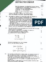 AL 1994 Physics Marking Scheme IIB