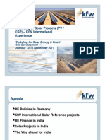 S4 Busso Von Alvenseleben (KfW) - Financing Solar Projects