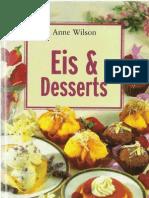 Anne Wilson - Eis Und Desserts
