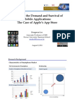 14. Analyzing the Demand and Survival of Mobile Applications - Dongwon Lee