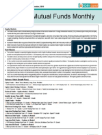 Mutual Funds Monthly
