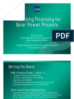 S5 Don Purka (ADB) - Mobilizing Financing for Solar Power Projects