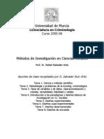 Apuntes TEMAS 1-8 METODOS x Salvador Ruiz