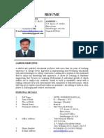 Dr.nirmesh Patel Resume