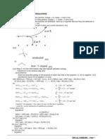 1993 AL Chemistry Paper I Marking Scheme
