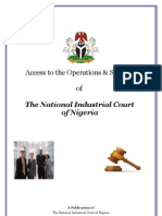 Access to Services of Nic 2011