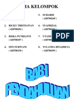 POWER POINT BELAJAR MOTORIK (GERAK)
