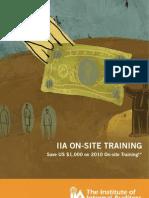 IIA Documents