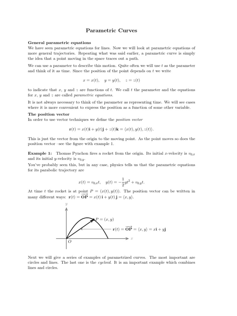 MIT18 02SC Notes 9 | Trigonometric Functions | Vector Space
