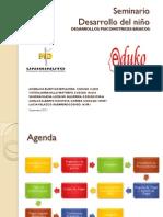 seminario N' 1 el desarrollo del niño