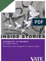 sample essay interpreter of maladies behavioural sciences interpreter of maladies