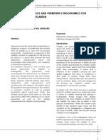 Research Paper Kindergarten