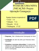 Apresentação Do Projeto de Comunicação