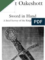 Ewart Oakeshott - Sword in Hand