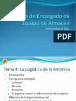 La logística en la empresa (Presentación)