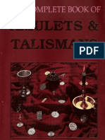 The Complete Book of Amulets And Talismans (Llewellyn's Sourcebook)