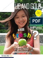 The Blue and Gold - Issue 11 - November 2010