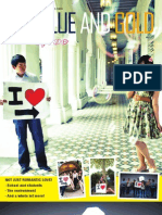 The Blue and Gold - Issue 12 - February 2011