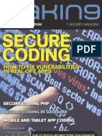 Secure Coding Hakin9!09!2011 Teasers1