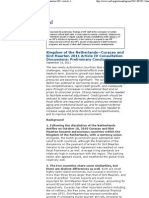 Rapport IMF