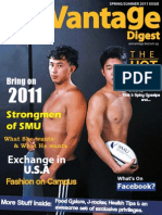 UniVantage Digest - Issue 4 - September 2011