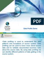 Data Profile Demo