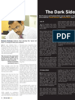 The Dark Side - Issue 11 (The Blue and Gold) - November 2010