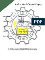 Imforme de La Etnia Garifuna