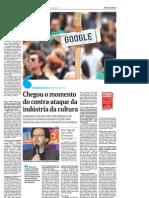 Folha - 20111003 - Chegou o momento do contra-ataque da indústria da cultura