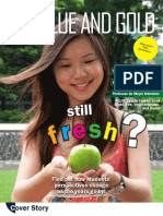 Still Fresh - Issue 11 (The Blue and Gold) - November 2010