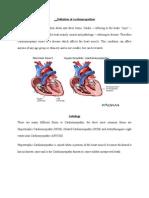 Cardio Pulmonary Rehab Assign