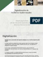 Clase 9 Digitalizacin de Archivos Audiovisuales