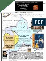 Num16 TIM 2006 Demandez Le Programme