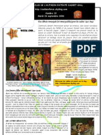 Num19 Page2 Debuts Remarques Pour Les Cadets