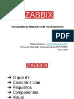 ZABBIX - Madson Santos