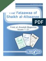 Sh Albany's Fatawa