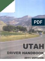 Utah Driver Handbook, 2011 Edition