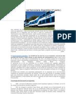 A Historia de La Red Ferroviaria Argentina
