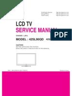 TV+LG+LEDTV+42SL90QD-SA